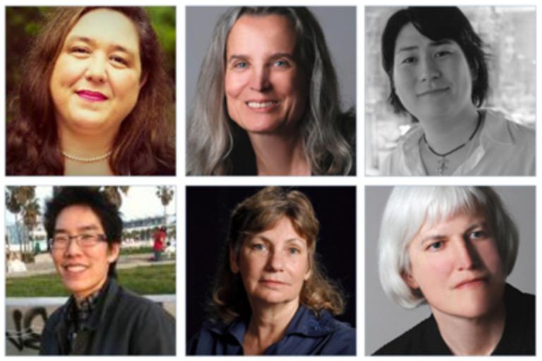 Image of six panelists for Beyond Accomodations