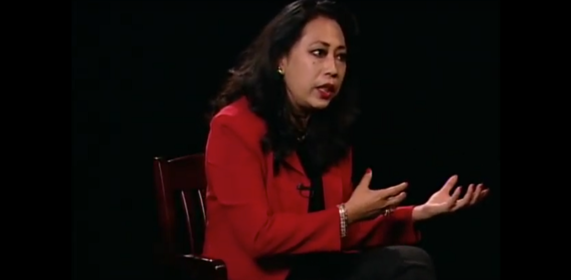 Dr. Khatayra Um on advocacy for underrepresented students in public universities. [Video]