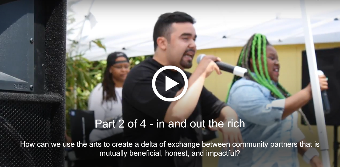 In and Out the Rich - part 2 of 4 of Dr. Sarah Lappas's presentation [Video]