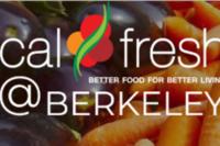 Cal Fresh @ Berkeley Logo